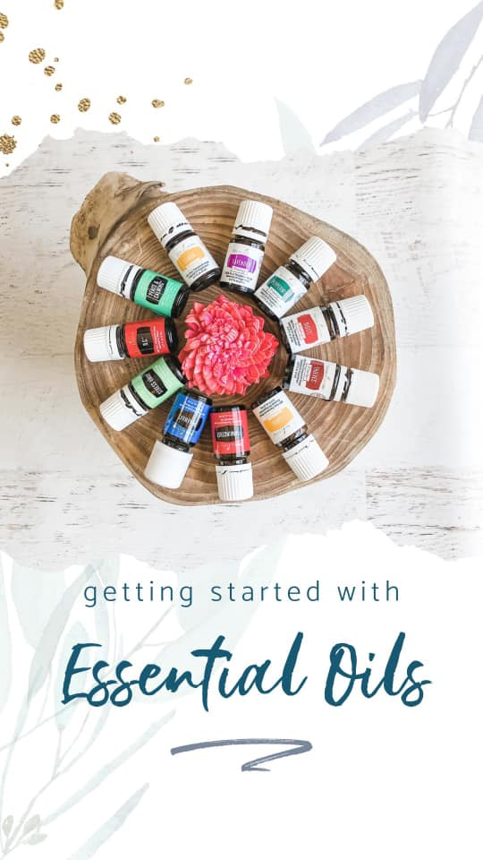 1-Getting Started with Essential Oils