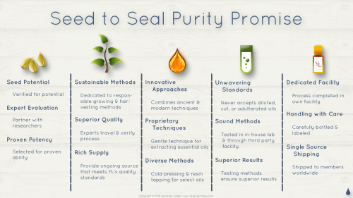 Seed to Seal Purity Promise