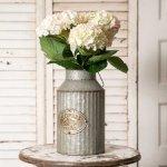 Farmhouse Tin Plants Can